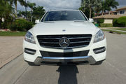 2012 Mercedes-Benz M-Class ML350 bluetec 4 matic