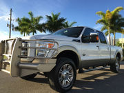 2011 Ford F-250 LARIAT KING RANCH 4X4 CREW CAB 6.7 LITER DIESEL!