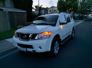 2012 Nissan ArmadaPlatinum Sport Utility 4-Door