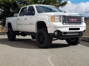 2014 GMC Sierra 2500 DENALI DURAMAX LIFTED