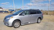 2013 Toyota Sienna XLE Handicap Conversion