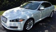 2012 Jaguar XFSUPERCHARGED