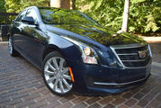 2015 Cadillac ATS TURBOCHARGED LUXURY-EDITION