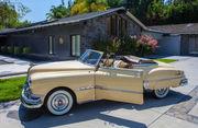 1950 Pontiac Chieftain De Luxe Convertible