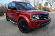 2015 Land Rover LR4 4WD HSE LUXURY-EDITION