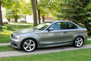 2009 BMW 1-Series 2 door coupe