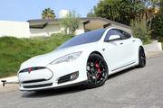 2014 Tesla Model S 4 Door Sedan