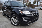2017 Ford Explorer 4WD LIMITED-EDITION  Sport Utility 4-Door